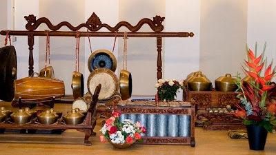 Gamelan ensemble Wiludyeng